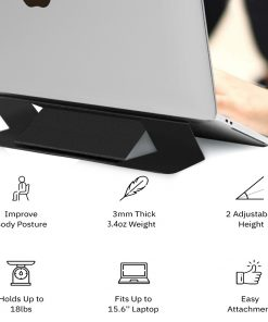 laptop stand feature